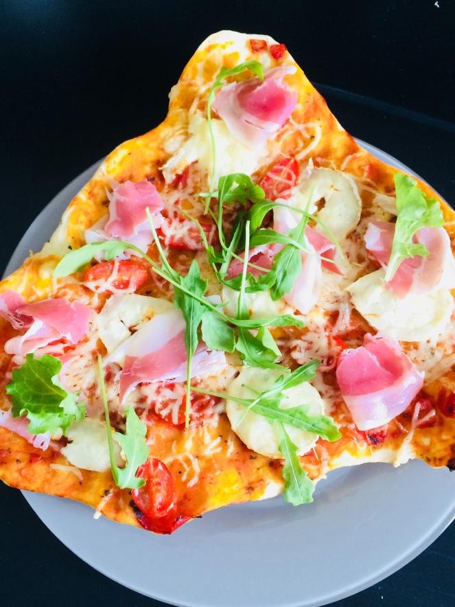 Ma pâte à pizza maison – Mamande And Co – Mamande And Co